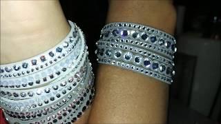 SWAROVSKI CRYSTAL BLING Bracelet