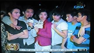 Chika minute-  may, 24, 2013 (chillin with chicser concert)