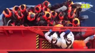 Salvamento Marítimo rescata 4 pateras en aguas de Almería