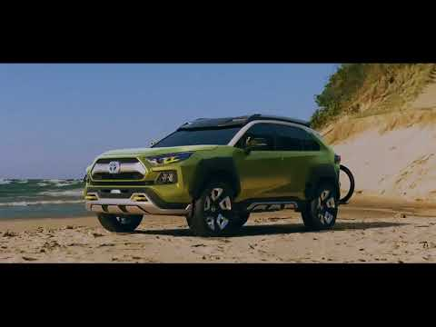 [Top Cars]: New 2018 Toyota FT-AC Concept SUV Revealed - LA Auto Show 2017
