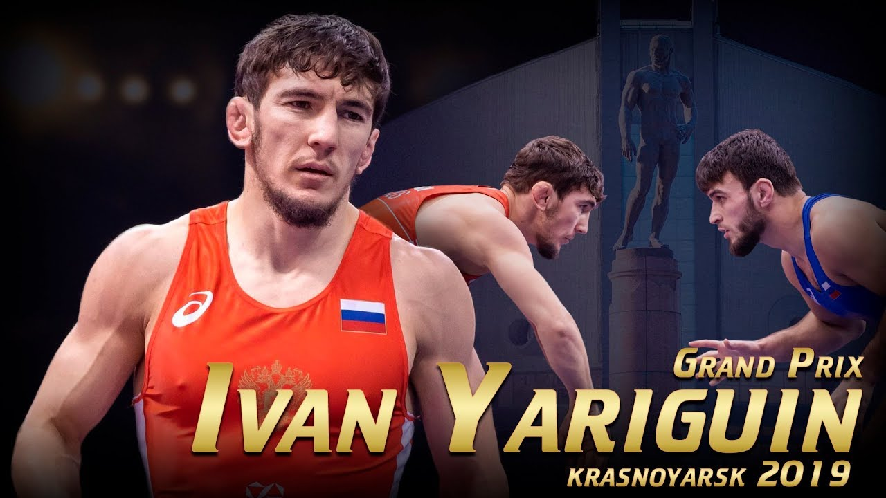 Grand Prix Ivan Yariguin 2019 highlights | WRESTLING
