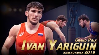 "Гран при ""Иван Ярыгин 2019"" | Grand Prix Ivan Yariguin 2019 highlights | WRESTLING"
