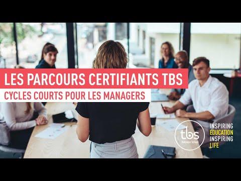 Formez-vous ! Avec les parcours certifiants de Toulouse Business School