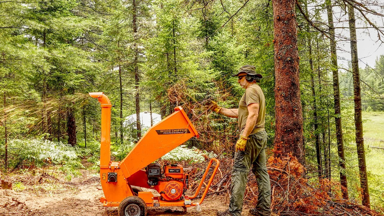 Wood Chips to Reduce Wildfire Risk and Build Soil