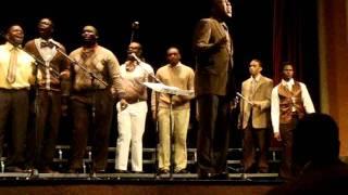 """Utica Jubilee Singers """"Still of the Night"""""""