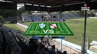 Argentino de Quilmes vs Club Luján full match