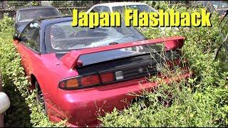 Abandoned JDM Legends in Japan