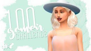 "The Sims 4: Challenge ""100 детей"" #2 - Неудачное зачатие"