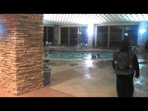 MESKWAKI BACKYARD WRESTLING: casino pool rumble