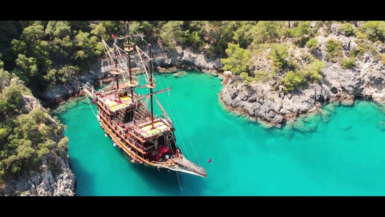 Boat trip Day trip on Dragon Boat Ölü Deniz Tukey