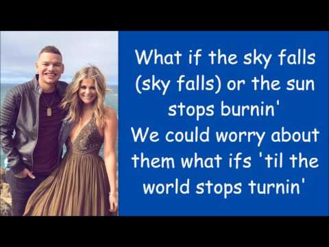 Kane Brown ft Lauren Alaina ~ What Ifs Lyrics