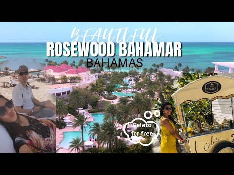 BEACH FRONT ROSEWOOD BAHAMAR IN BAHAMAS | WATER FRONT ROOM | Yet yet