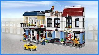 Lego Creator 31026 (BIKE SHOP & CAFÉ)