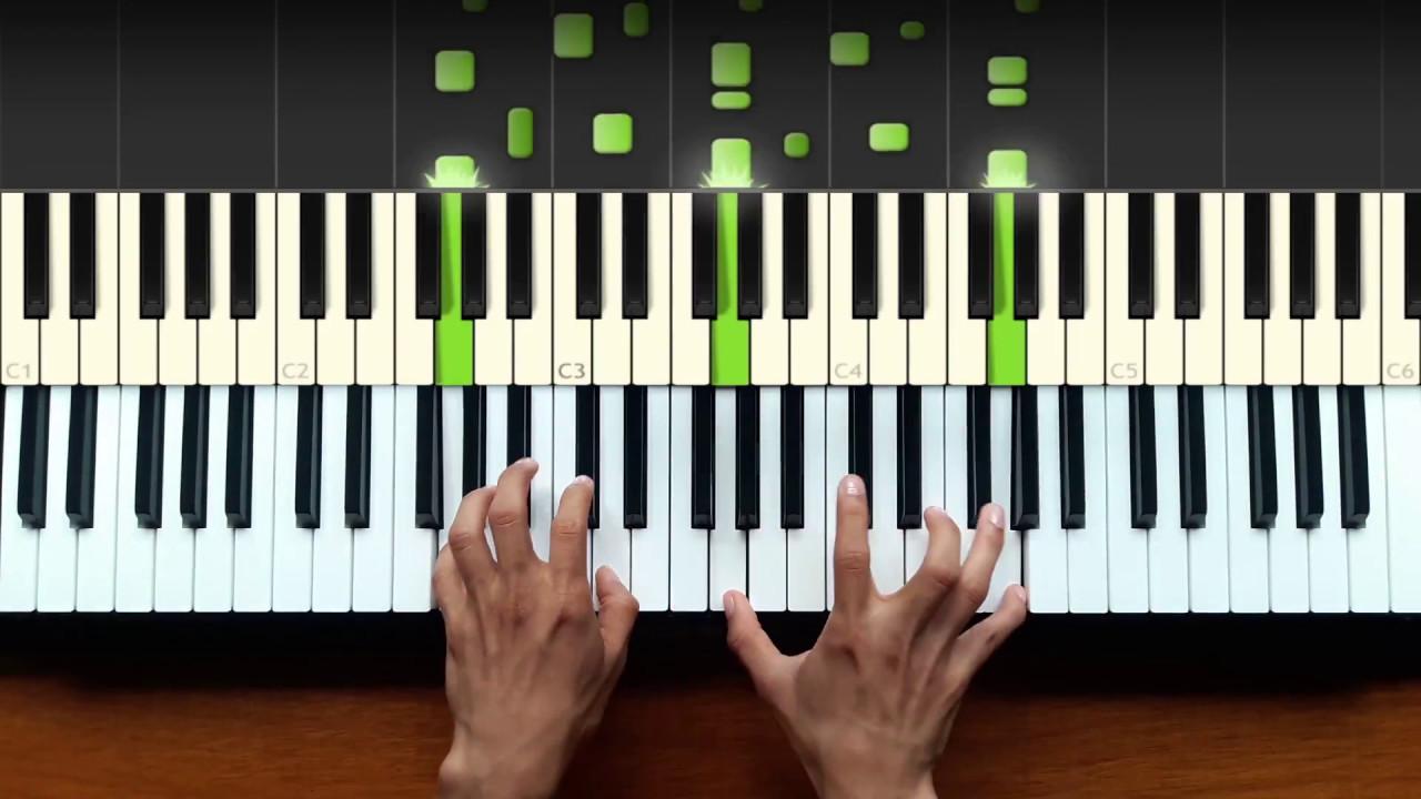 Joe Arroyo - La Rebelión (no le pegue a la negra) (Piano: Jorge Pava) + MIDI ?