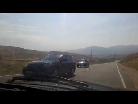 Автостоп по Армении на старой Волге: красивые виды