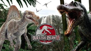 Was There More Than One Spinosaurus On Isla Sorna? - Jurassic World Chaos Theory
