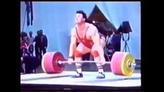 Legends of Weightlifting - One of the Biggest Lifts in History - Kurlovich