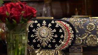 Sabyasachi for Aashni + Co. Wedding Show 2018
