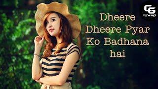 Dheere Dheere Pyar Ko (NGP Style) Dj Rajesh |Chhattisgarh Dj Song