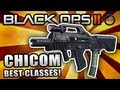 "Black Ops 2 ""CHICOM CQB"" - Best Class Setup (Rushing Class) - Map Pack Multiplayer Gameplay"