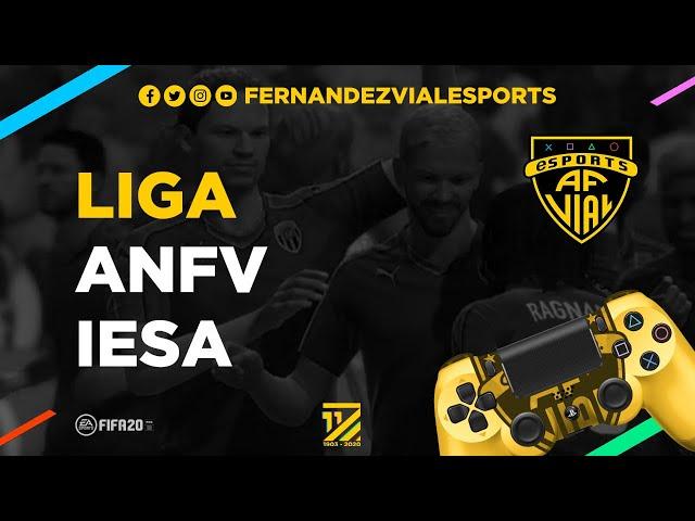 ⚽ Fernández Vial eSPORTS 🎮 --- Ligas  ANFV / IESA