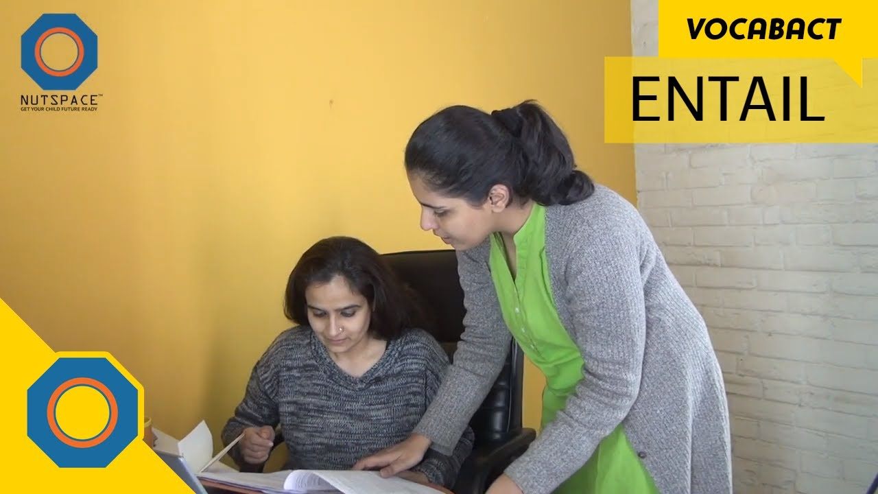 Download Entail Meaning | VocabAct | NutSpace