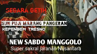 new Sabdo manggolo _ sun puji marang pangeran _kependem trseno