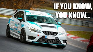 The Fastest Hot Hatch on Nürburgring? | Seat Leon Cupra by xThilox