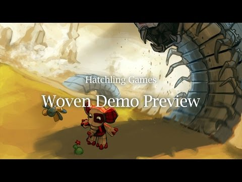Hatchling Games: Woven Demo Preview