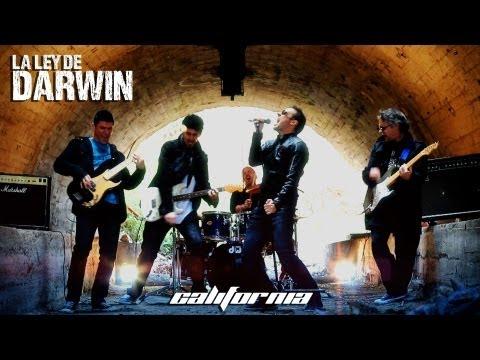 """La Ley de Darwin - """"California"""" (Top50 Lista Canal Fiesta Radio)"""