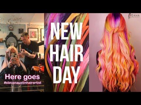 #WorstHairClientEver? Getting My Hair Coloured - By Steven Austin Hair Artist