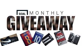 The #GoalNigeriaGiveaway is here once again!