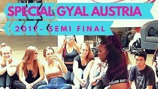 SPECIAL GYAL AUSTRIA 2017 - SEMI FINAL - DEE SOLAROVA VS DHQ CHICA CHELY (WIN)