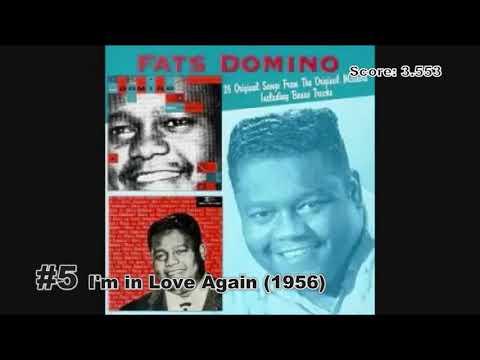 Top 10 Fats Domino Songs
