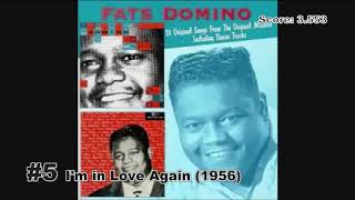 Top 10 Fats Domino Songs