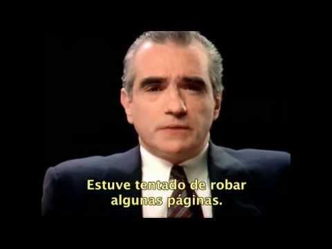 Un viaje personal con Martin Scorsese a través del cine Norteamericano 1 de 3