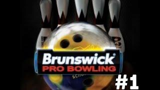 Brunswick Pro Bowling Gameplay - Career Mode - Kingsta (PS4)