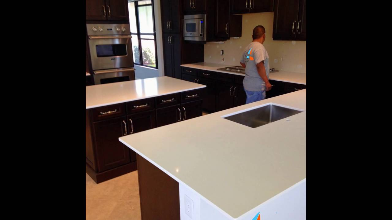 Quartz Kitchen Countertop Quartz Kitchen Countertops Bradshaw Cambria Quartz Finished