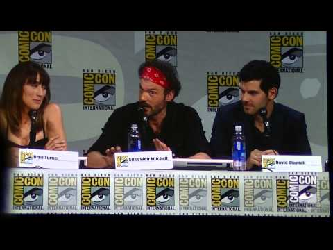 SDCC 2014 GRIMM PANEL PART 1