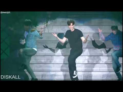 Lee Dong Wook X Park Hae Jin X Lee Jong Suk X Lee Joon Gi X Kim So Hyun Dancing