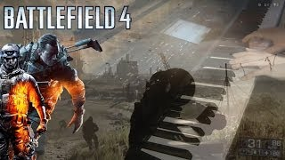Battlefield 4 - Main Theme - Piano Cover