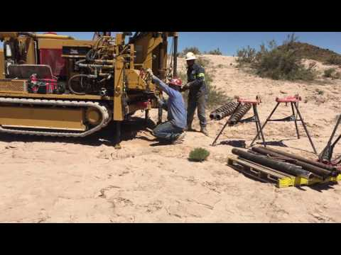 San Eloy Main Zone Drilling