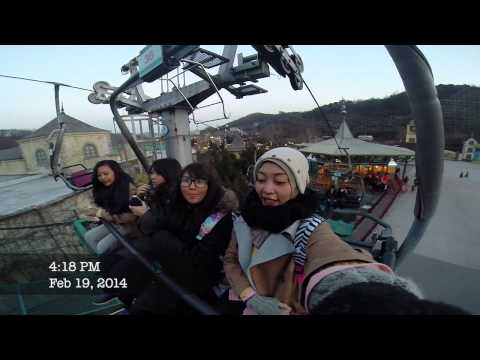Winter in South Korea - Awesome Day in Everland! (Imagine Your Korea Video Contest)