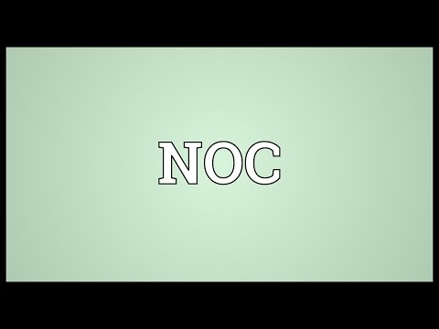 NOC Meaning