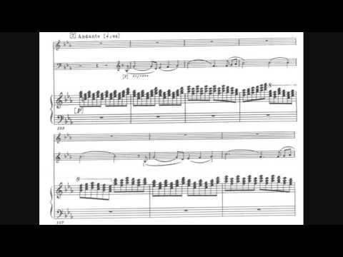 Dmitri Shostakovich - Piano Trio No. 1 in C minor, Op. 8