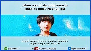 Video Easy Lyric JUNGKOOK 'BTS' - EUPHORIA by GOMAWO [Indo Sub] download MP3, 3GP, MP4, WEBM, AVI, FLV Agustus 2018