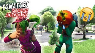 Tomato's Bizarre Adventure Episode 1 Tomato Gets Cucked! - Un court métrage Fortnite
