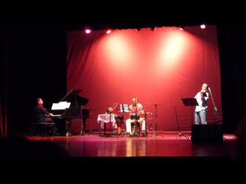 """CONCIERTO """"INSTINTO"""" con Daniel Carrillo, Pedro Lameda y Javier Sojo (3)"""