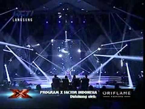 Shena Malsiana | Cinta - Titiek Puspa  | XFactorIndonesia | 1 Maret 2013