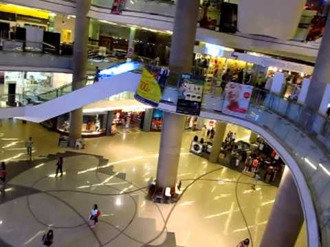 Where to Shop & Eat Esplanade Mall by MRT Subway Station Thailand Cultural Center - Phil in Bangkok